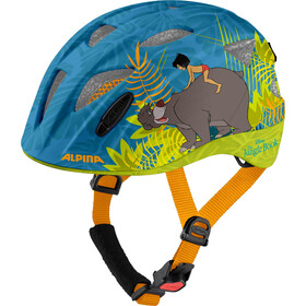Alpina Ximo Disney Helm Kinder Jungle Book gloss
